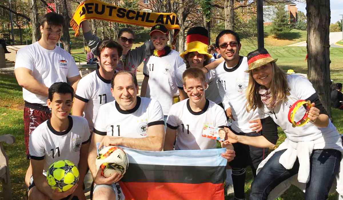 German Soccer Team