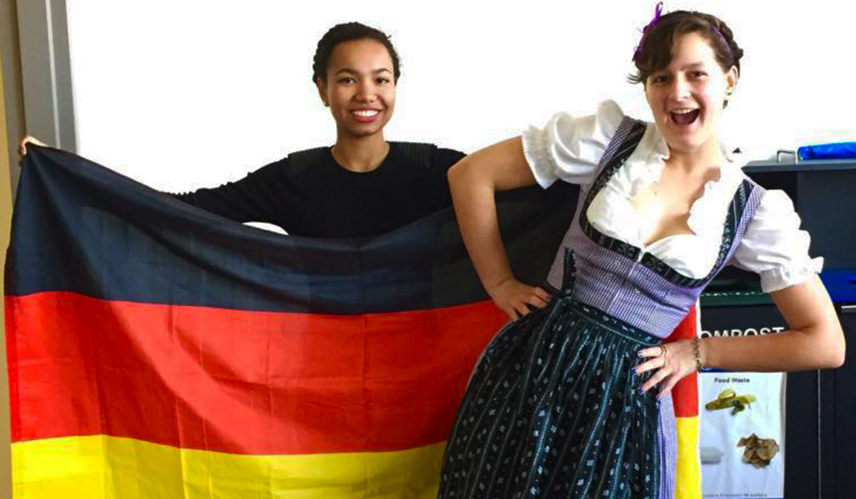 German Students